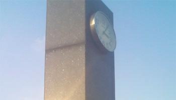佐賀駅 時計塔